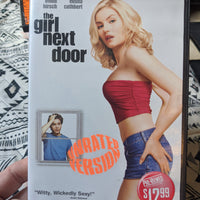The Girl Next Door Unrated Version DVD - Elisha Cuthbert - Emile Hirsch