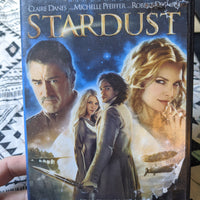 Stardust Widescreen DVD - Michelle Pfeiffer - Robert DeNiro - Claire Danes
