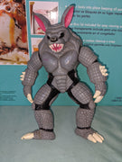 "1993 Bandai Power Rangers Evil Space Alien - 8"" Socadillo DAMAGED Action Figure"
