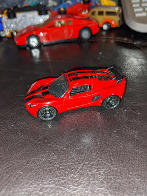 2006 Matchbox Thailand Lotus Exige Red Version