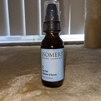 Isomers Eye Peel Exfoliate & Renew 1oz Factory Sealed Bottle