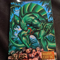 1995 Marvel versus DC Comic Comicbook Trading Cards Choose From List