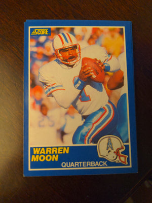 1989 Score NFL Football Cards - Many to choose from