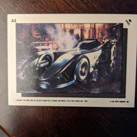 1989 Topps Batman The Movie Stickers - You Choose