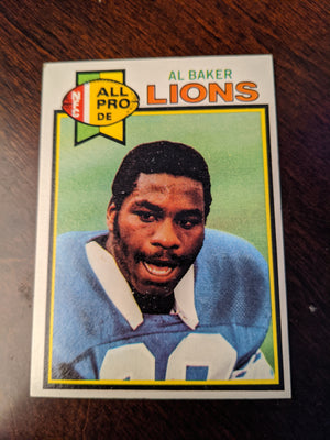 1979 Topps NFL Football Cards - You Choose