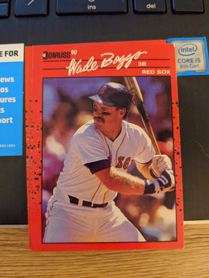 1990 Donruss MLB Baseball Cards - You Choose