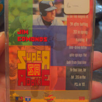 1994 Score Super Rookie Insert #SU18 Jim Edmunds RC