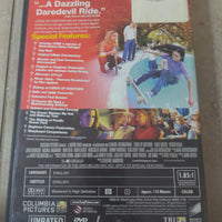Lords Of Dogtown Unrated Extended Cut DVD with Map & Photo Insert Booklet