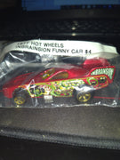 1977 Hot Wheels Inbrainsion Funny Car Horror Die-Cast