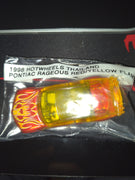 1998 Hot Wheels Thailand Pontiac Rageous Red/Yellow Flames Version