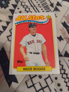 1989 Topps Baseball Cards - You Choose