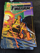 Malibu Ultraverse Comics Firearm #1 (1993) 1st Appearance