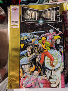 Deathmate YELLOW Comicbook - Image & Valiant Comics Crossover