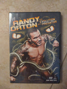 Randy Orton: The Evolution of a Predator Wrestling WWE DVD SEALED NEW