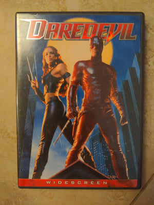 Daredevil - Marvel Comics 2 Widescreen DVD Set - Ben Affleck - Jennifer Garner