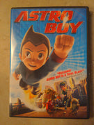 Astro Boy DVD with Hair Gel Advertising Insert