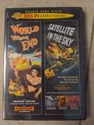 Sci-Fi Double Feature DVD - World Without End / Satellite In The Sky