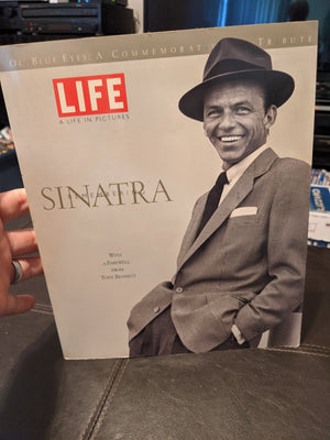 Life Magazine Remembering Sinatra Commemorative Tribute