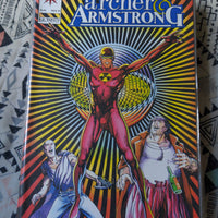 Archer & Armstrong #11 - Valiant Comics featuring Solar Man Of The Atom