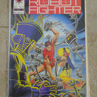 Magnus Robot Fighter #19 vol 2 (1992) Valiant Comics
