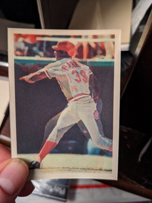 1986 Sportflics MLB Baseball Lenticular Cards - You Choose