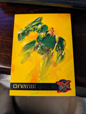 1995 Fleer Ultra X-Men Trading Cards - You Choose From List