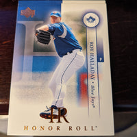 2003 UD Upper Deck Honor Roll MLB Baseball Cards - You Choose