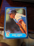 1986 Fleer MLB Baseball Cards - You Choose