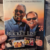 The Bucket List - Sealed NEW DVD - Jack Nicholson - Morgan Freeman