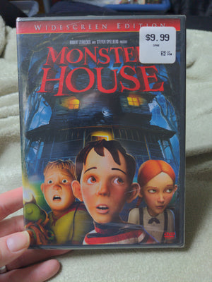 Monster House Widescreen SEALED NEW DVD