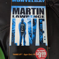 Martin Lawrence Live Runteldat Stand-Up Comedy VHS Tape