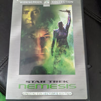 Star Trek Nemesis 2 Widescreen DVD Set Special Collector's Edition