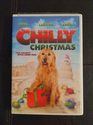 Chilly Christmas DVD - C. Thomas Howell - Tom Arnold - Brooke Langton