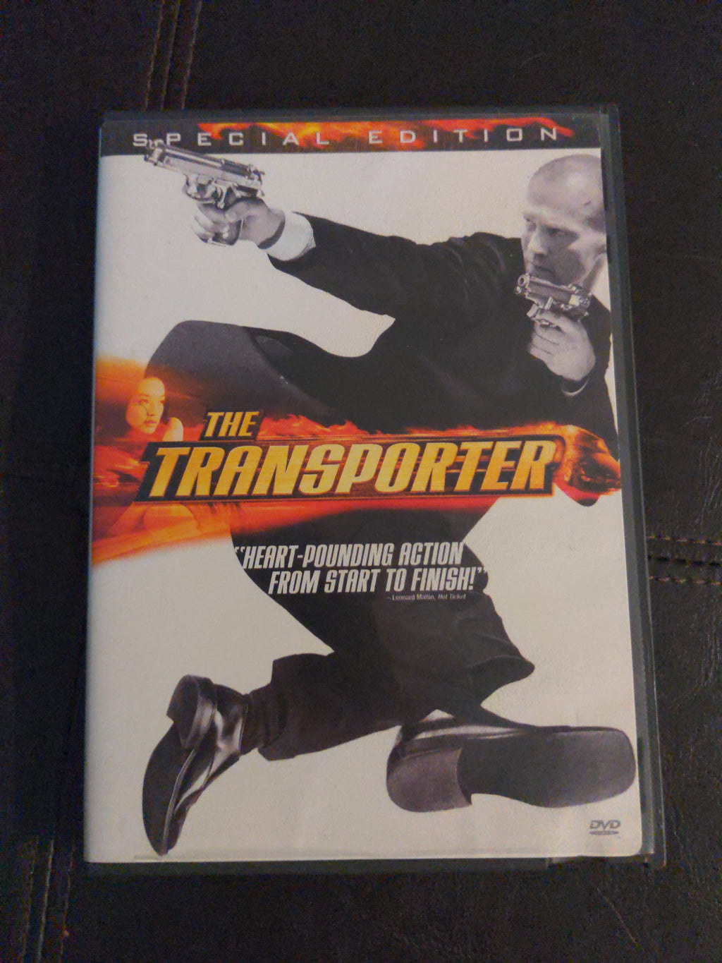 The Transporter Special Edition DVD - Jason Statham