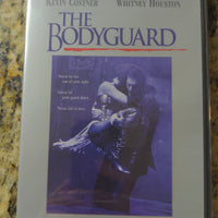 The Bodyguard Special Edition DVD - Whitney Houston - Kevin Costner