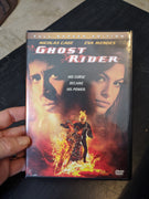 Ghost Rider Marvel Full Screen DVD - Nicholas Cage - Eva Mendes