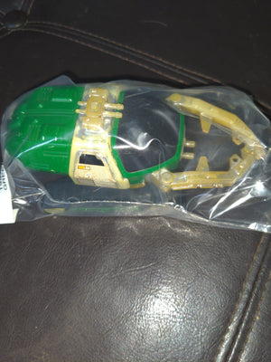 1997 Bandai Beetleborgs Green Hunter AV Vehicle Figure