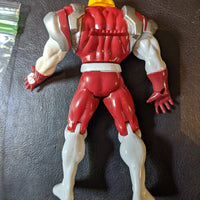 1993 Toybiz Marvel X-Men Whipping Omega Red