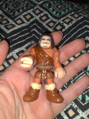 Imaginext Ultra T-Rex Cavemen - Brown Hair Caveman Figure