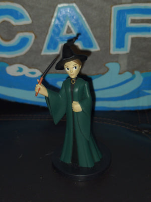 2018 Funko Harry Potter Series 7 Witch Minerva McGonagall Vinyl Figure