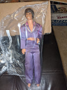 1976 Donny Osmond Doll with Purple Outfit