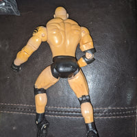 1999 Toybiz WCW Smash N Slam Goldberg Wrestling Figure