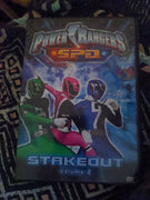 Power Rangers SPD Stakeout Volume 2 DVD