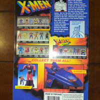 1995 Toybiz X-Men Invasion Series Iceman II with Extending Ice Limbs SEALED FIGURE