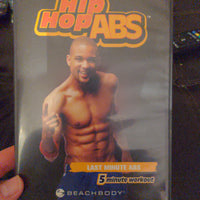 Hip Hop Abs - Last Minute Abs DVD 5 Minute Workout - Beachbody Exercise