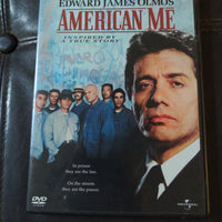American Me Widescreen DVD - Edward James Olmos