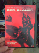 Red Planet Snapcase DVD - Val Kilmer - Tom Sizemore - Carrie-Anne Moss Sci-Fi
