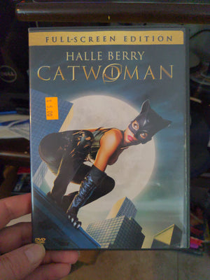 Catwoman Fullscreen Edition DVD - Halle Berry