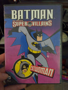 Batman DC Comics Super Villians Featuring Catwoman DVD