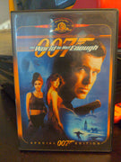 007 The World Is Not Enough DVD - Pierce Brosnan - Denise Richards - Special Edition